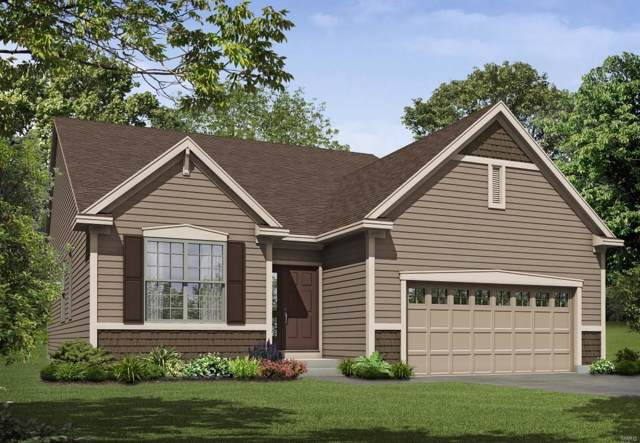 1 Meridian@Pinewoods Estates, Wentzville, MO 63385 (#19058990) :: Parson Realty Group