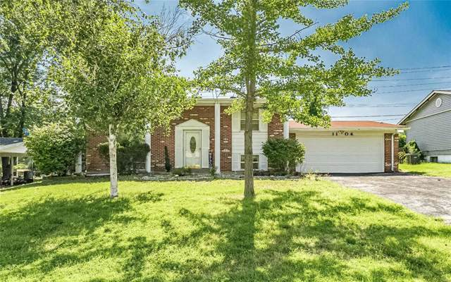 1104 Dawn Valley Drive, Maryland Heights, MO 63043 (#19059049) :: St. Louis Finest Homes Realty Group