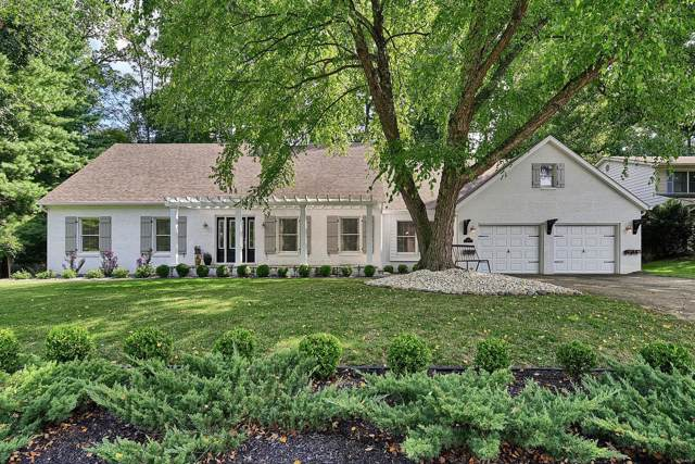 820 Timberlake Drive, Edwardsville, IL 62025 (#19059054) :: Holden Realty Group - RE/MAX Preferred