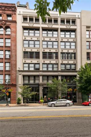 1015 Washington Avenue #706, St Louis, MO 63101 (#19059098) :: RE/MAX Professional Realty