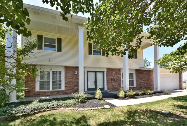 1241 Hidden Oak Road, Chesterfield, MO 63017 (#19059136) :: The Becky O'Neill Power Home Selling Team