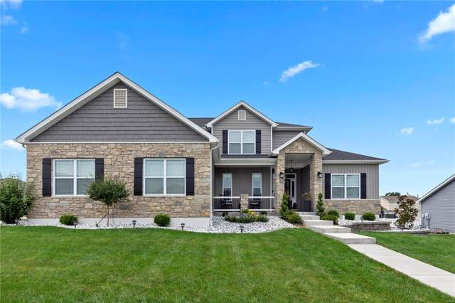 1219 Castle Green Drive, Waterloo, IL 62298 (#19059170) :: The Becky O'Neill Power Home Selling Team