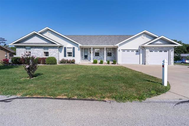 135 Skywood Drive, Bloomsdale, MO 63627 (#19059192) :: The Becky O'Neill Power Home Selling Team