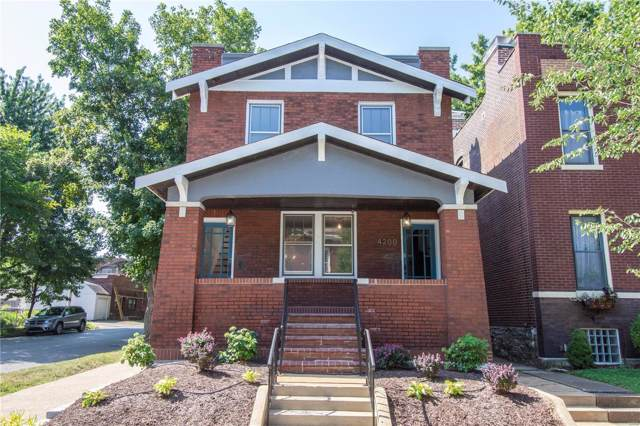 4200 Wyoming, St Louis, MO 63116 (#19059306) :: Clarity Street Realty