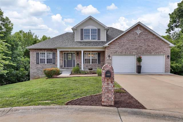 1893 Marquart Drive, Washington, MO 63090 (#19059310) :: Clarity Street Realty