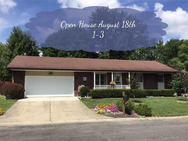 2800 Orchid Court, Highland, IL 62249 (#19059311) :: RE/MAX Vision