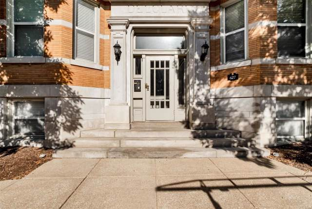 627 Clara Avenue #103, St Louis, MO 63112 (#19059336) :: Realty Executives, Fort Leonard Wood LLC