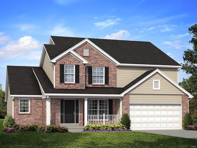 16 Fienup Farms, Chesterfield, MO 63005 (#19059337) :: The Becky O'Neill Power Home Selling Team