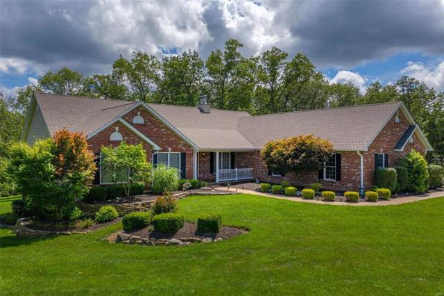 16222 Trower Oaks Trail, Wright City, MO 63390 (#19059347) :: The Becky O'Neill Power Home Selling Team