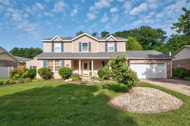 311 Papillon Drive, Swansea, IL 62226 (#19059424) :: Holden Realty Group - RE/MAX Preferred