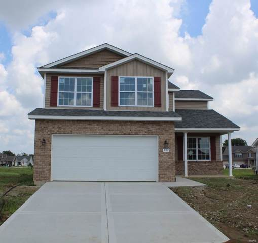 207 Beauregard Drive, Shiloh, IL 62221 (#19059431) :: Holden Realty Group - RE/MAX Preferred