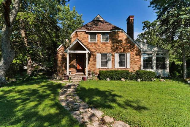 1104 Forest Avenue, Kirkwood, MO 63122 (#19059452) :: The Becky O'Neill Power Home Selling Team