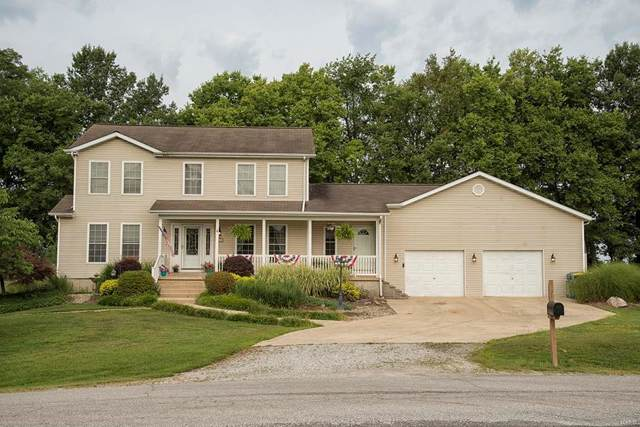 1391 Biscay Drive, Edwardsville, IL 62025 (#19059454) :: Holden Realty Group - RE/MAX Preferred