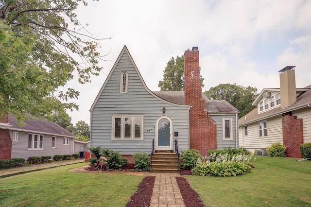 527 S Virginia Avenue, Belleville, IL 62220 (#19059477) :: Peter Lu Team