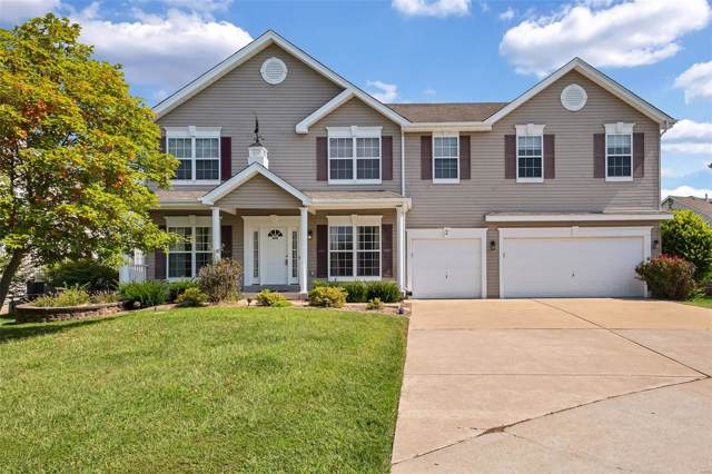 2 Mackintosh Court, Dardenne Prairie, MO 63368 (#19059516) :: Kelly Hager Group | TdD Premier Real Estate