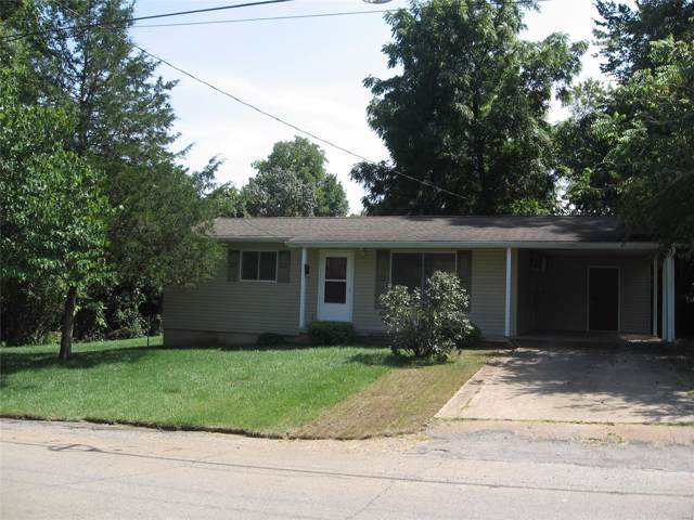 115 E Marvin Avenue, Fredericktown, MO 63645 (#19059532) :: Clarity Street Realty