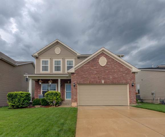 436 Wilmer Meadow Drive, Wentzville, MO 63385 (#19059545) :: The Becky O'Neill Power Home Selling Team