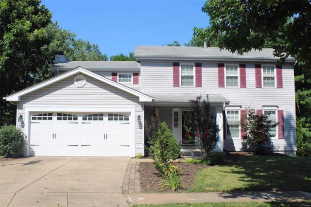 1001 Hollybend, Ballwin, MO 63021 (#19059594) :: St. Louis Finest Homes Realty Group