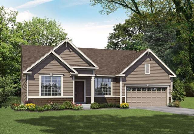 1 Ashton II @ Pinewoods Estates, Wentzville, MO 63385 (#19059618) :: Parson Realty Group