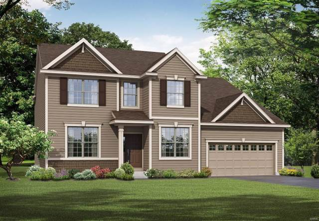 1 Montego II @Pinewoods Estates, Wentzville, MO 63385 (#19059621) :: Parson Realty Group