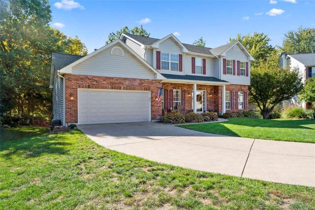 878 Mallard Woods, Manchester, MO 63021 (#19059683) :: The Becky O'Neill Power Home Selling Team