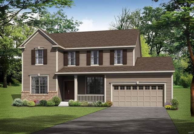 1 Bristol II @ Pinewoods Estates, Wentzville, MO 63385 (#19059717) :: The Becky O'Neill Power Home Selling Team