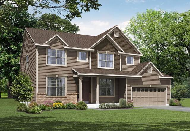 1 Breck II @ Pinewoods Estates, Wentzville, MO 63385 (#19059722) :: Parson Realty Group