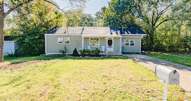 214 Holland Drive, Richland, MO 65556 (#19059766) :: St. Louis Finest Homes Realty Group