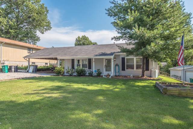 1134 Laredo Avenue, St Louis, MO 63138 (#19059779) :: The Becky O'Neill Power Home Selling Team