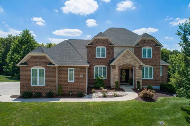 17934 Homestead Bluffs Drive, Wildwood, MO 63005 (#19059789) :: The Becky O'Neill Power Home Selling Team