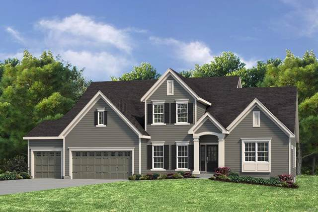 1 Glenhurst II @ Meyers Ridge, Unincorporated, MO 63304 (#19059806) :: The Becky O'Neill Power Home Selling Team