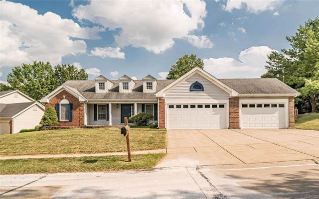 7316 Summerview Manor Lane, St Louis, MO 63129 (#19059946) :: RE/MAX Vision