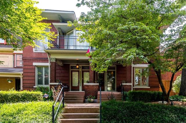 4488 Laclede Avenue, St Louis, MO 63108 (#19059958) :: Clarity Street Realty
