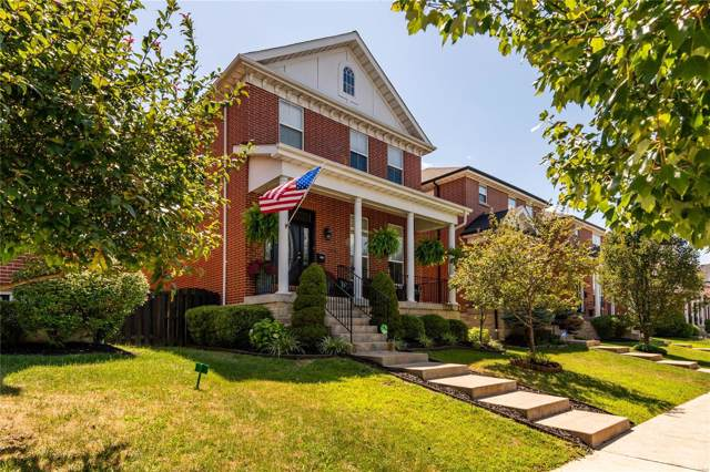 4016 Blaine Avenue, St Louis, MO 63110 (#19059986) :: The Becky O'Neill Power Home Selling Team