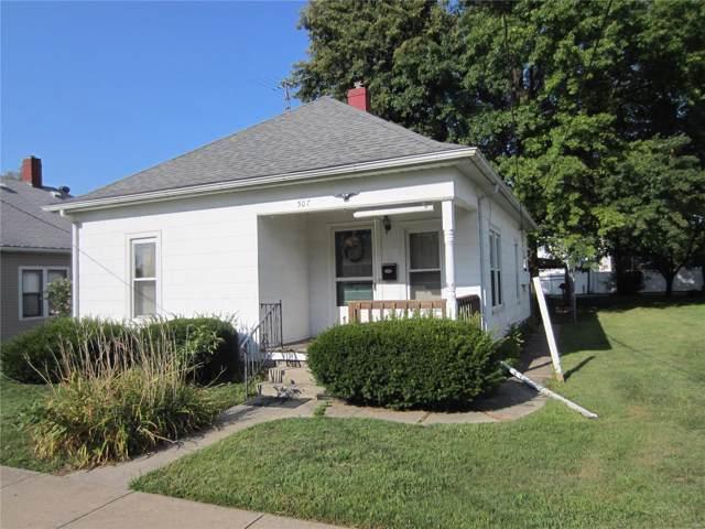 507 N Washington Street, Jerseyville, IL 62052 (#19059994) :: Peter Lu Team