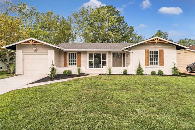 351 Messina Drive, Ballwin, MO 63021 (#19059997) :: The Becky O'Neill Power Home Selling Team