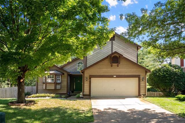 871 Ginger Wood Court, Ballwin, MO 63021 (#19060034) :: The Kathy Helbig Group