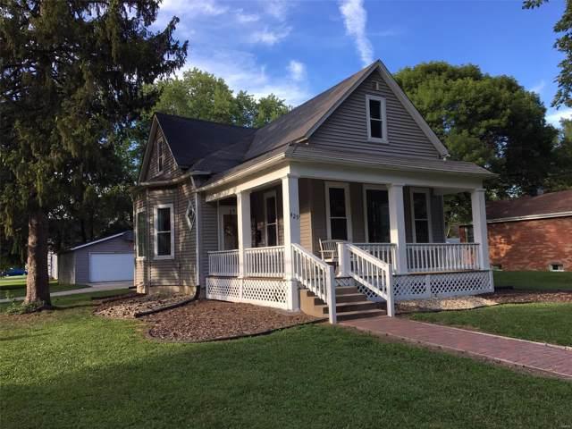 429 W Pennsylvania, STAUNTON, IL 62088 (#19060054) :: The Becky O'Neill Power Home Selling Team