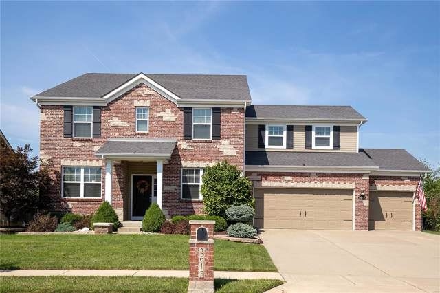 2613 Tysons Court, O'Fallon, MO 63368 (#19060064) :: Kelly Hager Group | TdD Premier Real Estate