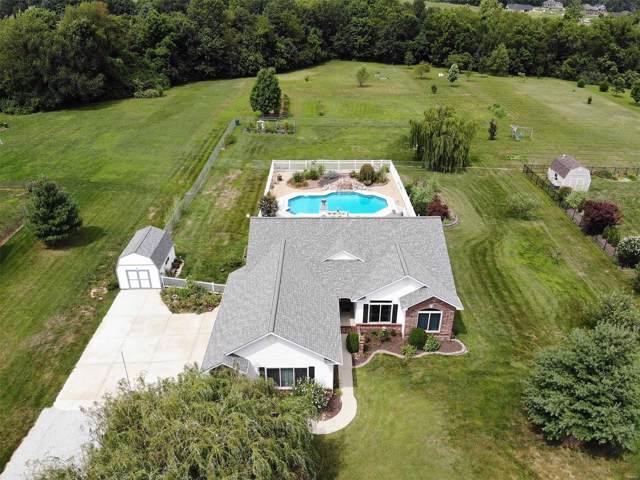 7853 Lebanon Road, Troy, IL 62294 (#19060122) :: Walker Real Estate Team