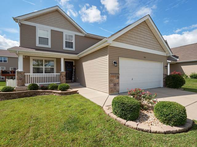 414 Wynchat Dr, O'Fallon, MO 63366 (#19060188) :: The Becky O'Neill Power Home Selling Team