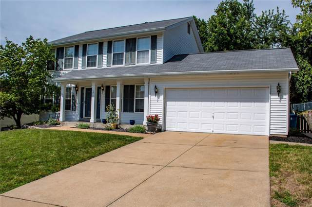 171 Whetstone, Saint Charles, MO 63303 (#19060190) :: The Becky O'Neill Power Home Selling Team