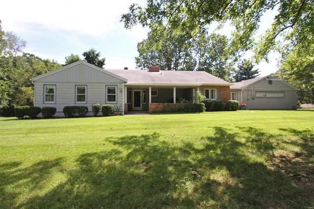4909 Pierce Lane, Godfrey, IL 62035 (#19060200) :: Walker Real Estate Team