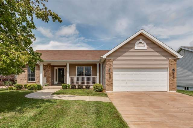 849 Blazing Star, Waterloo, IL 62298 (#19060218) :: The Becky O'Neill Power Home Selling Team