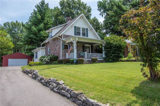 2518 Wismer Avenue, St Louis, MO 63114 (#19060244) :: The Becky O'Neill Power Home Selling Team