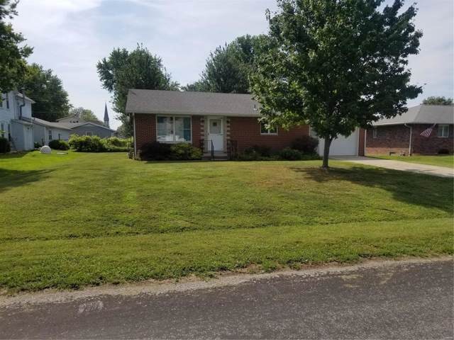 229 N Center Street, HOYLETON, IL 62803 (#19060252) :: Clarity Street Realty
