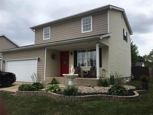 414 Wilson Park, Granite City, IL 62040 (#19060378) :: RE/MAX Vision