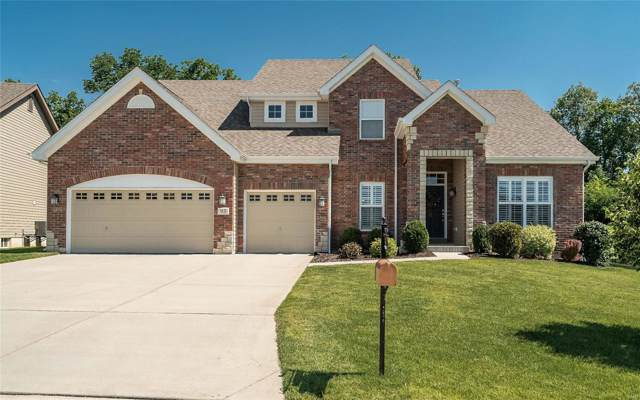 93 Wyndview Court, Lake St Louis, MO 63367 (#19060383) :: The Kathy Helbig Group