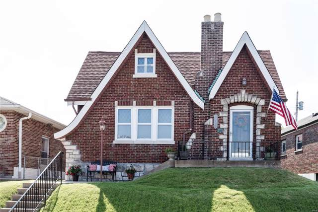 7006 Hurst Court, St Louis, MO 63116 (#19060388) :: The Kathy Helbig Group