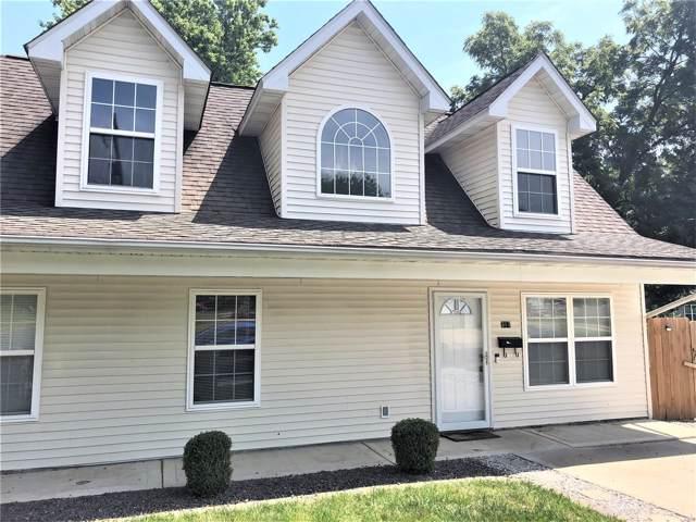 317 N Kimberlin Street, Troy, IL 62294 (#19060389) :: Walker Real Estate Team